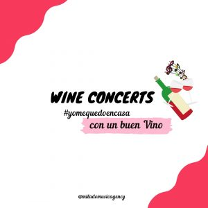 Wine Concerts Música en Directo por Streaming